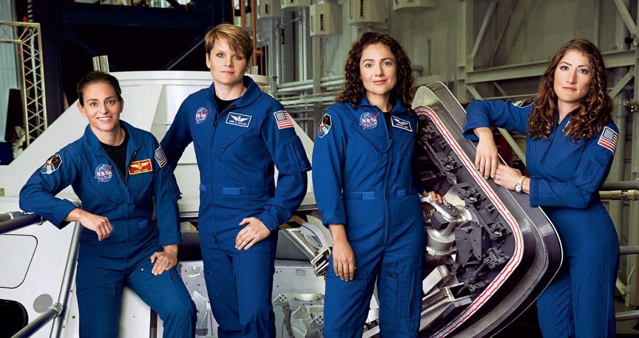 Histórico: Harán la primera caminata espacial sólo con mujeres