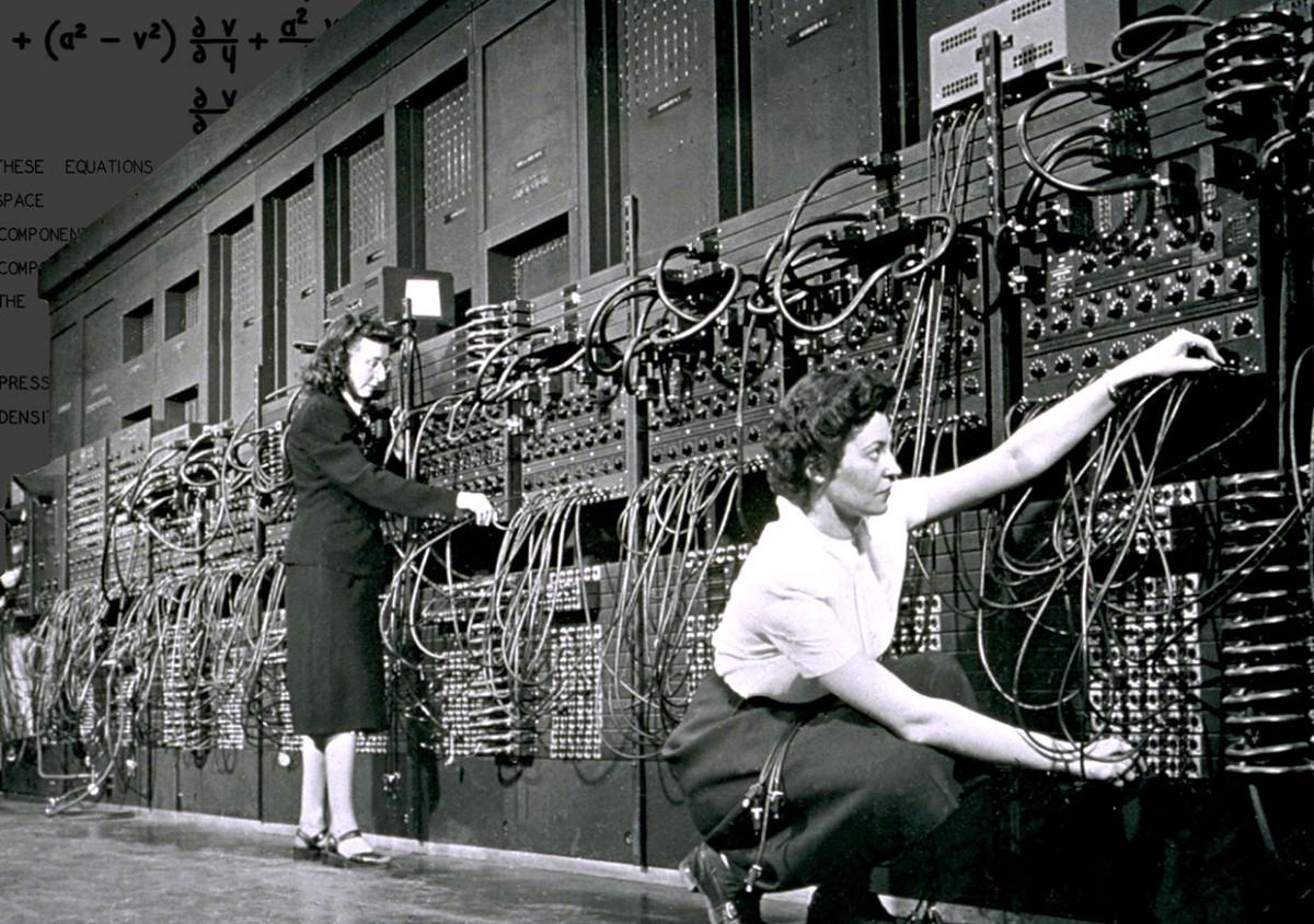Mujeres invisibles que programaron la primera computadora electrónica de América