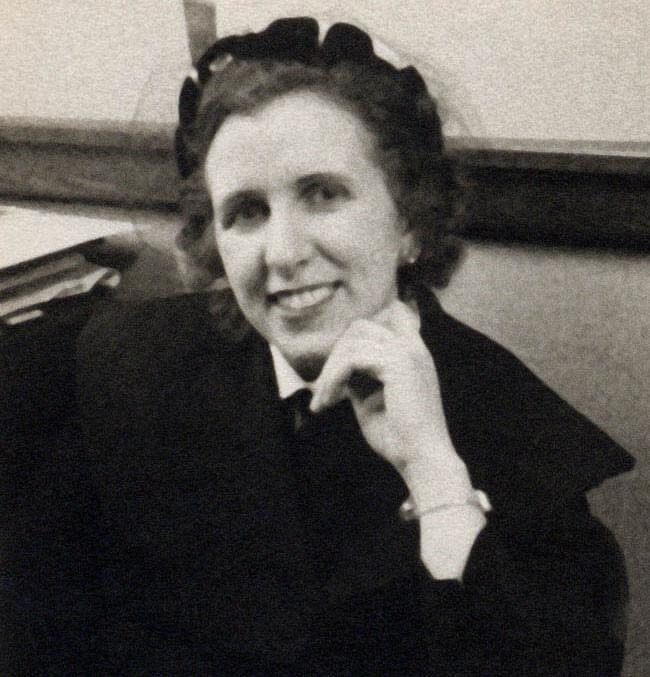 Kathleen McNulty, programadora de ENIAC