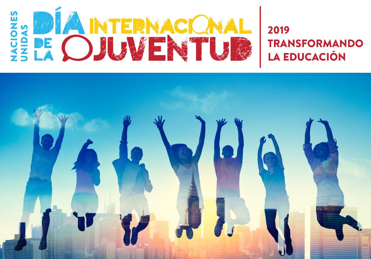 Hoy celebramos el Día Internacional de la Juventud 2019