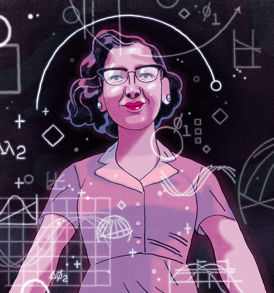 Katherine Johnson, mujer ingeniera