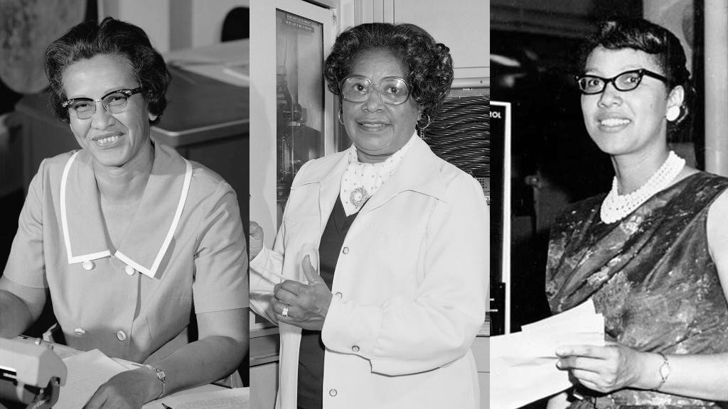 Talentos Ocultos, mujeres ingenieras de la NASA