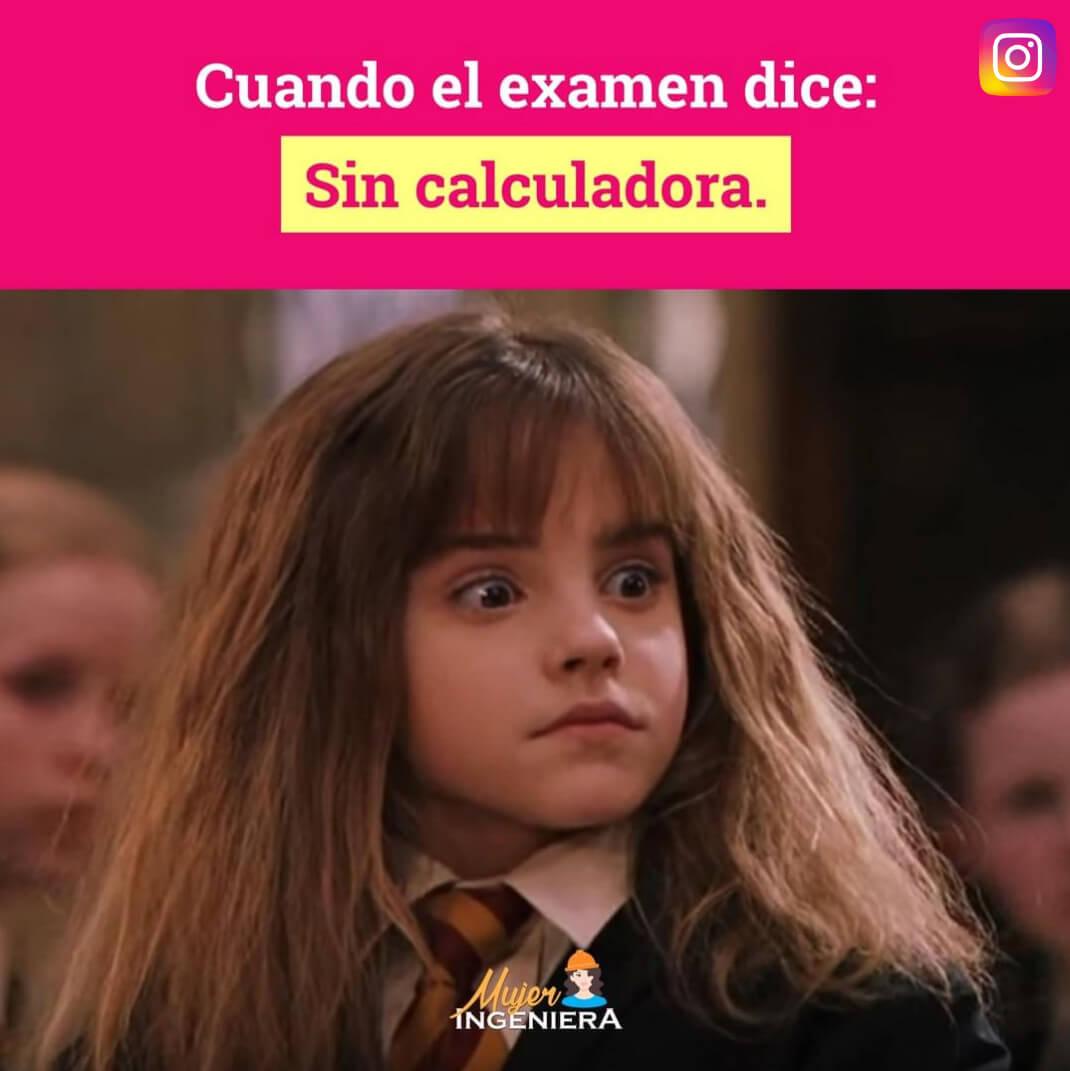 Examen con calculadora