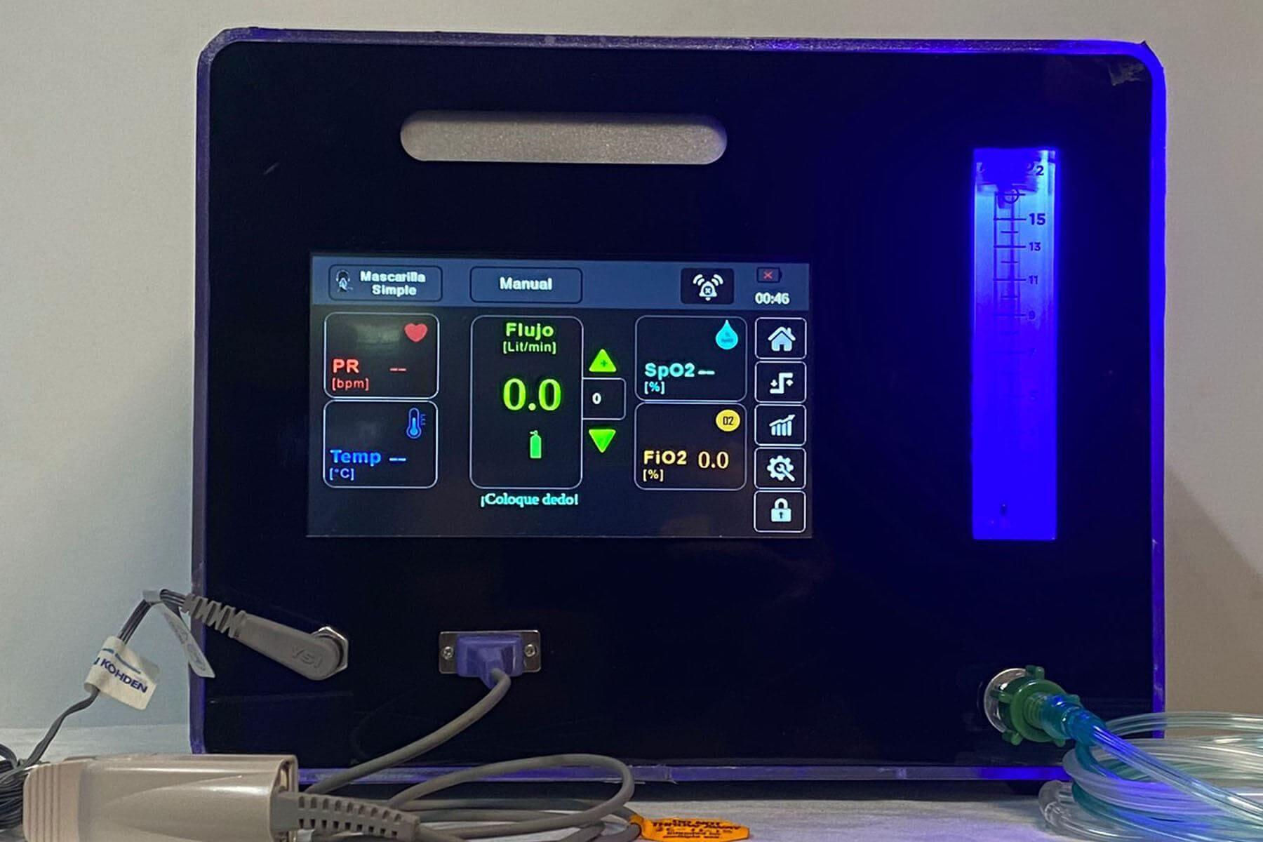 My Oxygen System (MOSY) por Leslie Yessenia Cieza