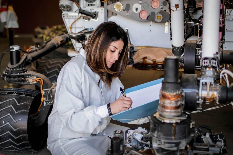 Diana Trujillo, ingeniera de la NASA